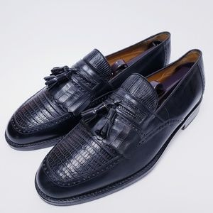 Mezlan Murcia Men's Loafers Dress Shoes Black